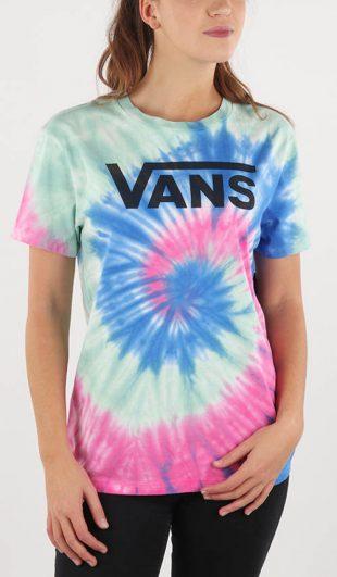 Dámské batikované tričko Vans