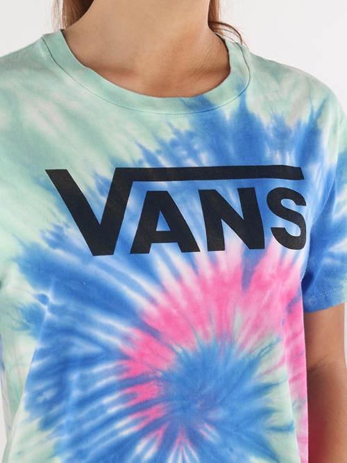 Farebné tričko Vans