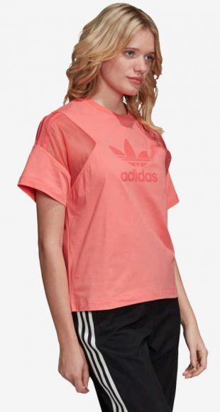 Dámske tričko Adidas na šport a voľný čas